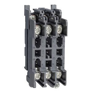 1 db 9 áramkörös rögzített csatlakozó (alap)