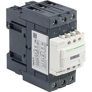 3pólusú Everlink mágneskapcsoló (AC3, 400V 50A), tek. 24V AC 50/60Hz