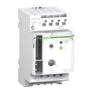 ACTI9 IC2000 alkonykapcsoló, előlapi érzékelővel