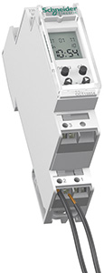 ACTI9 IHP 1c 18mm digitális időkapcsoló