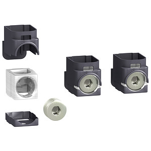 3 csatlakozó (1x 120–185mm*2) aluminium