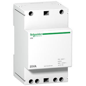 ACTI9 Csengő transzformátor 25VA 230/12..24VAC