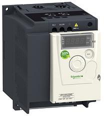 ATV12 frekvenciaváltó 1,5kW/230V/1f. hűtőbordás