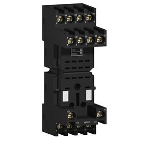 RXM miniatűr relé foglalat, vegyes elrendezésű, csavaros