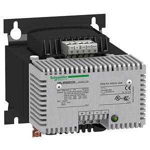 ABL8 szűrős tápegység, 1f-2f, 230-400VAC/24VDC, 20A