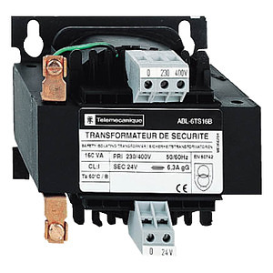 ABL6 transzformátor, 1f-2f, 230-400/230VAC, 63VA
