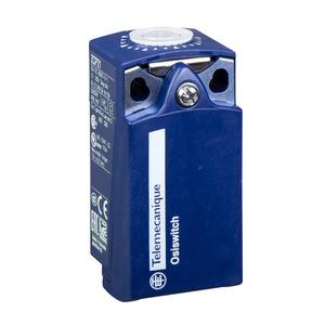 Kompakt kapcsolóaljzat, 2P NY+Z, független működésű, műanyag