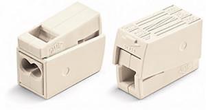 Vezetékösszekötő lámpához 2*1.0- 2.5nmm