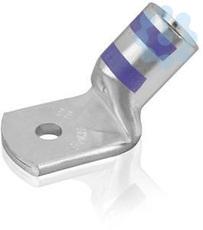 Наконечник под опрессовку метрический гнутый под 45град. бескислородная медь луженый 240M16-A-45 фиол. (уп.6шт) ABB 7TAA302030R0030 купить в интернет-магазине RS24