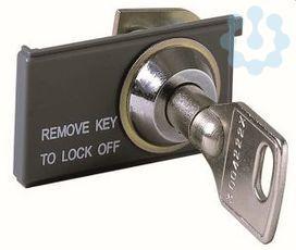 Блокировка выкл. в разомкнутом состоянии LOCK IN OPEN POSITION-SAME KEY N.20005 ABB 1SDA065999R1 купить в интернет-магазине RS24