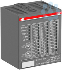 Модуль интерфейсный S500 CI521-MODTCP ABB 1SAP222100R0001 купить в интернет-магазине RS24