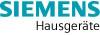 Logo Siemens Hausgeräte