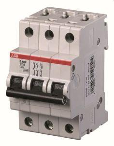 Выключатель автоматический модульный 3п C 25А 25кА S203 ABB 2CDS283001R0254 купить в интернет-магазине RS24