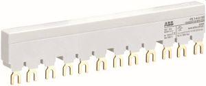 Разводка шинная 3ф PS1-4-0-100 для 3-х автоматов типа MS116; MS132 без доп. конт. ABB 1SAM201916R1104