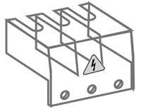 Крышка клеммная OTS63T3 ABB 1SCA022353R6750 купить в интернет-магазине RS24