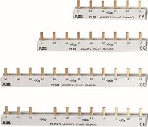 Разводка шинная 3ф PS3/12 Comp(PIN) ABB 2CDL231001R1012