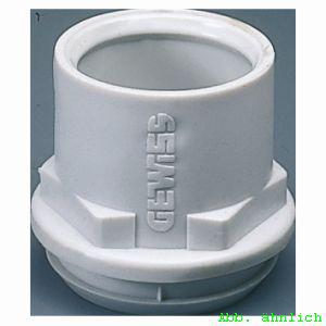 GEWISS Manguito para tubos flexible