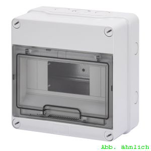 GEWISS Placa fijación para cajas modulares de protección