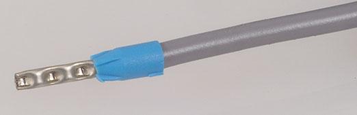 Наконечник кабельный изолир. Starfix 0.75кв.мм син. Leg 037662 купить в интернет-магазине RS24