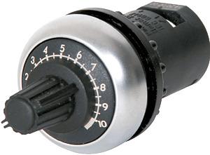 Потенциометр M22-R4K7 EATON 229490 купить в интернет-магазине RS24