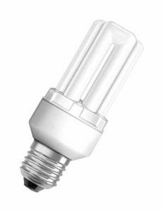 Лампа люминесцентная компакт. DULUX EL LL INTEL 11W/840 11Вт E27 спиральная 4000К OSRAM 4050300811727 купить в интернет-магазине RS24