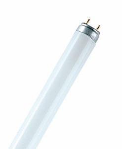 Лампа люминесцентная L 58W/77 FLUORA 58Вт T8 7700К G13 OSRAM 4050300004259 купить в интернет-магазине RS24