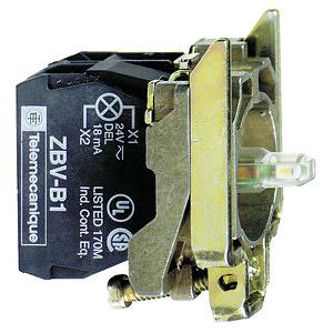 Base de soporte de lámpara para dispositivos de circuito de control