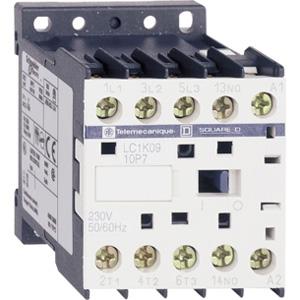 Контактор K 3п/6А НЗ 380В 50/60Гц зажим под винт SchE LC1K0601Q7 купить в интернет-магазине RS24