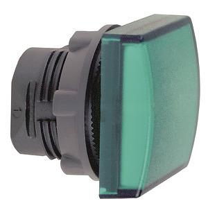 Elemento frontal/cabezal para luz indicadora