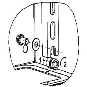 Плата с симметр. DIN-рейкой 600х600 SchE NSYMD66 купить в интернет-магазине RS24
