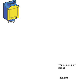 Корпус конц. выключателя НЗ+НО SchE ZCKL1 купить в интернет-магазине RS24