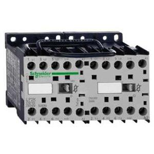 Контактор реверсивный K 3п/20А НО 24В DC зажим под винт SchE LP2K1210BD купить в интернет-магазине RS24