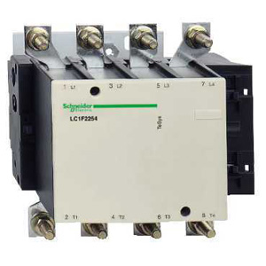 Контактор F 4п/315А (4НО) AC1 230В 50Гц SchE LC1F2254P7 купить в интернет-магазине RS24