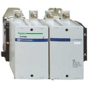 Контактор F 4п/700А (4НО) AC1 110В DС SchE LC1F5004FD купить в интернет-магазине RS24
