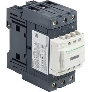 SCHNEIDER ELECTRIC Contactor magnético, conmutador CA