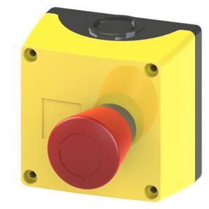 SIEMENS Conjunto de  mecanismos de control montada/completa (botonera)