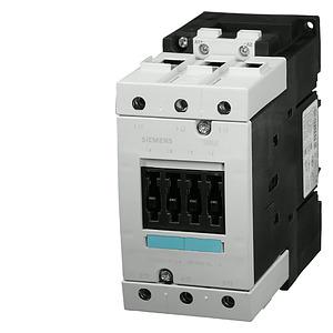SIEMENS Contactor magnético, conmutador CA