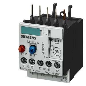 Relé de sobrecarga térmica / magnetotérmico