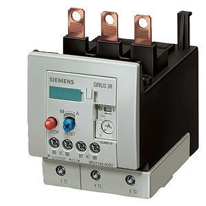 SIEMENS Relé de sobrecarga térmica / magnetotérmico