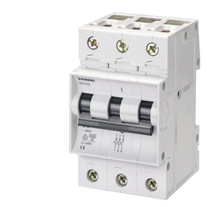 Protector magnetotérmico (MCB)