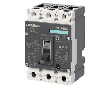 SIEMENS Disyuntor para  protección de transformador/generador/instalación