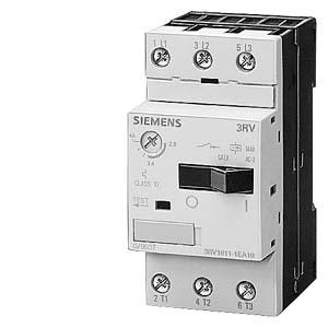Выключатель авт. защиты двиг. 3RV10 (3.5-5А) Siemens 3RV10111FA10 купить в интернет-магазине RS24