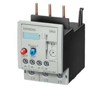 Реле тепл. перегрузки 22-32А кл. 10 Siemens 3RU11364EB0 купить в интернет-магазине RS24