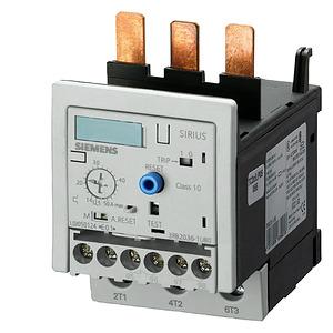 Relés Electrónicos de Sobrecarga