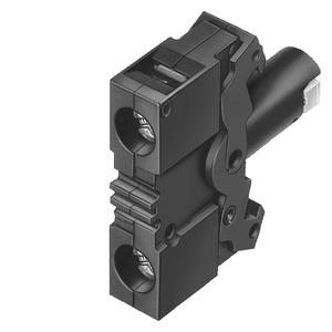 SIEMENS Base de soporte de lámpara para dispositivos de circuito de control