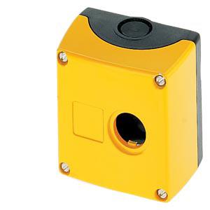 SIEMENS Conjunto Tapa/Base de mecanismos de control (para pulsadores)