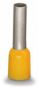 Наконечник втулочный изолированный 6-12мм (уп.100шт) WAGO 216-208 купить в интернет-магазине RS24
