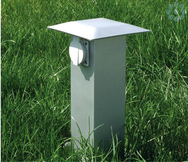 steckdosen tank aluminium silber online kaufen 4015101. Black Bedroom Furniture Sets. Home Design Ideas