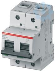 Выключатель автоматический модульный 2п B 40А 18кА S802C ABB 2CCS882001R0405 купить в интернет-магазине RS24