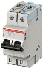 Выключатель автоматический модульный 2п C 2А 50кА S402M UC ABB 2CCS562001R1024 купить в интернет-магазине RS24